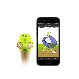 【日本正規代理店品・保証付】Zepp 野球・ソフトボール 2 スイングセンサー (Baseball/Softball 2 3D Swing Analyzer) ZEP-BT-000002