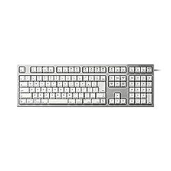 東プレ Mac用キーボード REALFORCE SA for Mac 日本語JIS配列 無接点 APC 静音 Nキー (ホワイト R2SA-JP3M-WH)