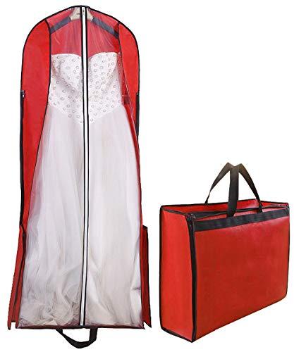 0102a151c3 ウェディング ドレス バッグ ガーメント バック スーツ ボストン 洋服 ハンガー 掛け 旅行 きもの 収納 カバー 機内 持ち込み