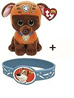 TY Beanie Babies–Paw patrol- Zuma Labrador Dog Reg Plush–by追加& Ship