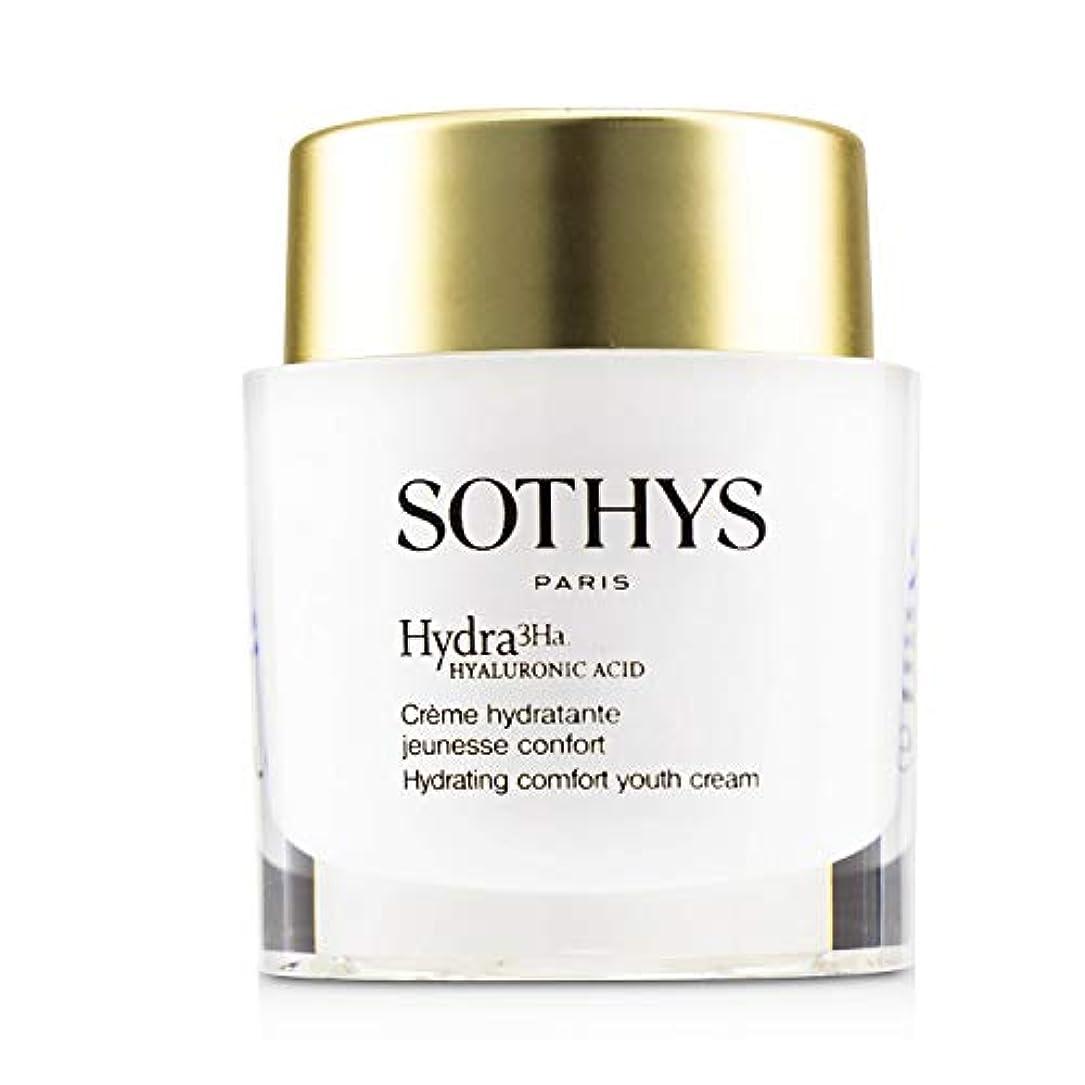 付き添い人ブローホール収容するSothys Hydrating Comfort Youth Cream 50ml/1.69oz並行輸入品