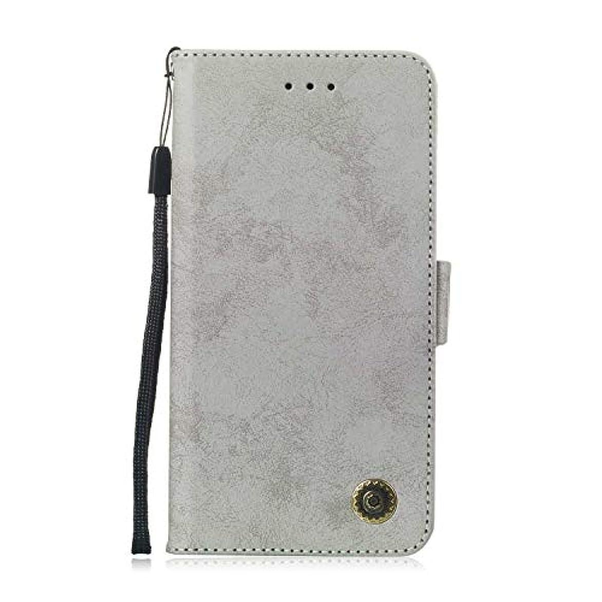 印象的な権利を与える医学Zeebox® Huawei Mate 20 Lite 手帳型ケース Huawei Mate 20 Lite 手帳型カバー 財布型 合皮PUレザー マグネット式 保護ケース カード収納 スタンド 機能 (グレー #5)