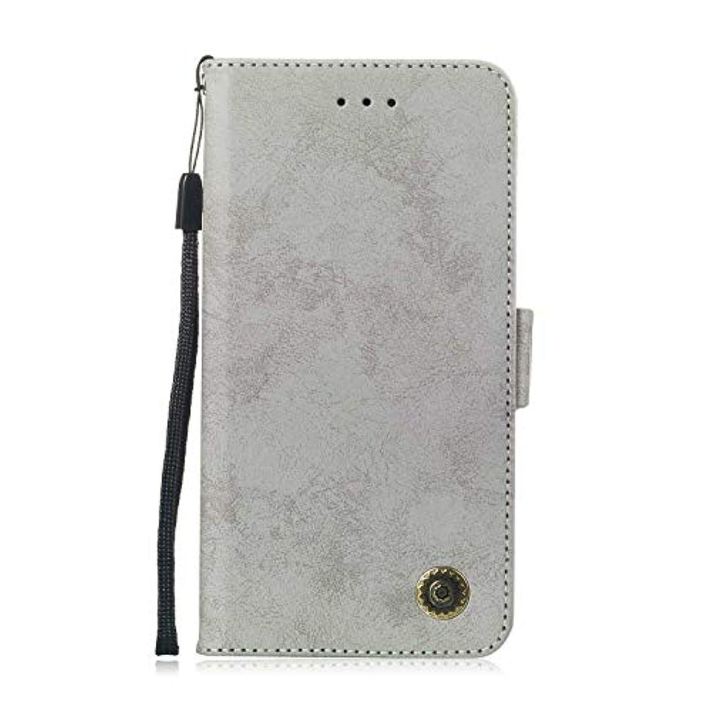 お互い予言するマークダウンZeebox® Huawei Mate 20 Lite 手帳型ケース Huawei Mate 20 Lite 手帳型カバー 財布型 合皮PUレザー マグネット式 保護ケース カード収納 スタンド 機能 (グレー #5)