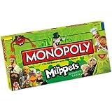 Monopoly The Muppets おもちゃ [並行輸入品]