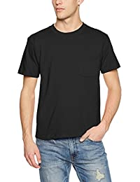 [ヘインズ] ビーフィー ポケット付き Tシャツ H5190 メンズ