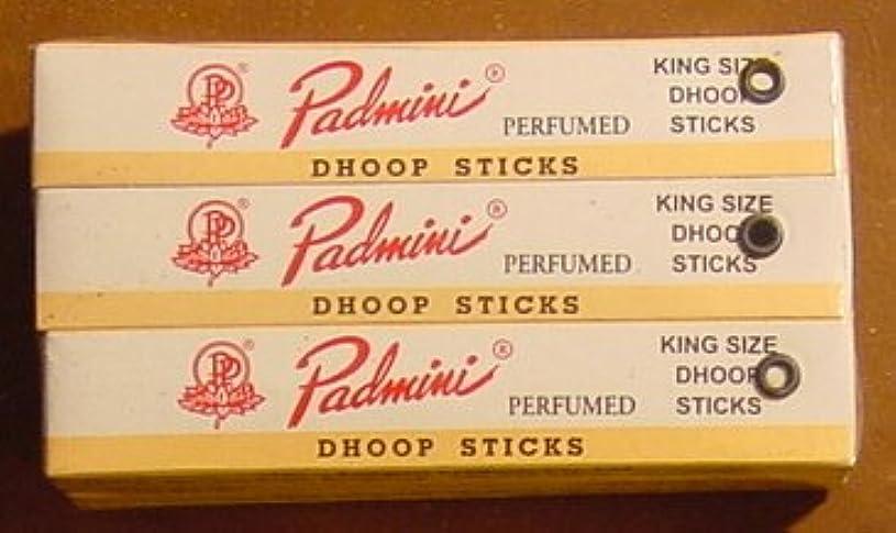 販売員分離コミュニケーションPadmini Dhoop Sticks – 12ボックスの10 Sticks各 – 5