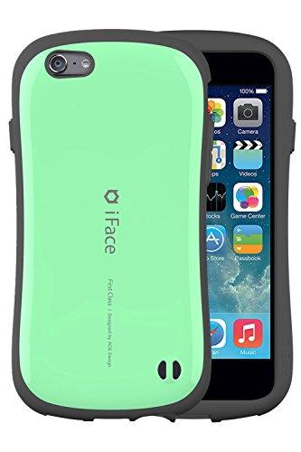 iPhone6s iPhone6 ケース カバー iFace First Class ストラップホール付き 正規品 / ミント