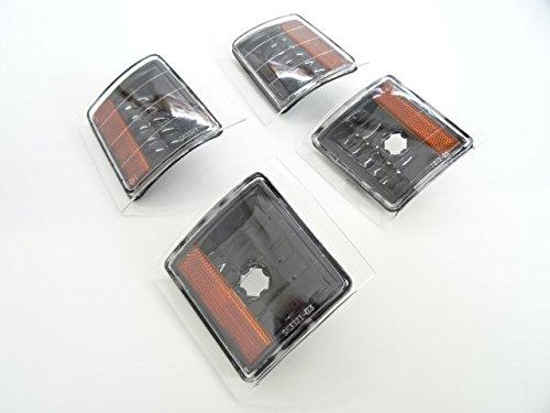 シボレー US ユーロ ブラック ダイヤモンド クリスタル コーナーランプ コーナー ライト サバーバン(92y〜99y)・タホ(92y〜99y)・C1500/K1500/C2500/K2500/K3500(89y〜99y)・S-10ブレイザー(92y〜94y