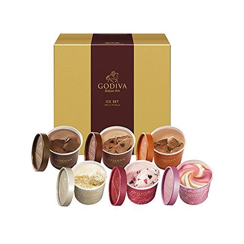 ゴディバ (GODIVA) カップアイス 6個