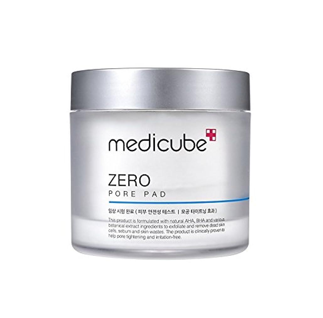 チチカカ湖登るちょうつがい[Medicube]Zero Pore Pad / ゼロ毛穴パッド / 正品?海外直送商品 [並行輸入品]