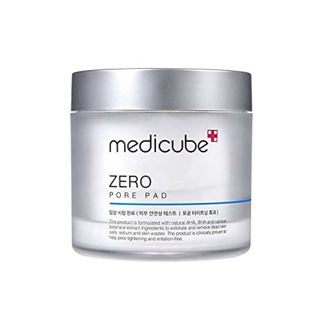 蜂同級生量[Medicube]Zero Pore Pad / ゼロ毛穴パッド / 正品?海外直送商品 [並行輸入品]