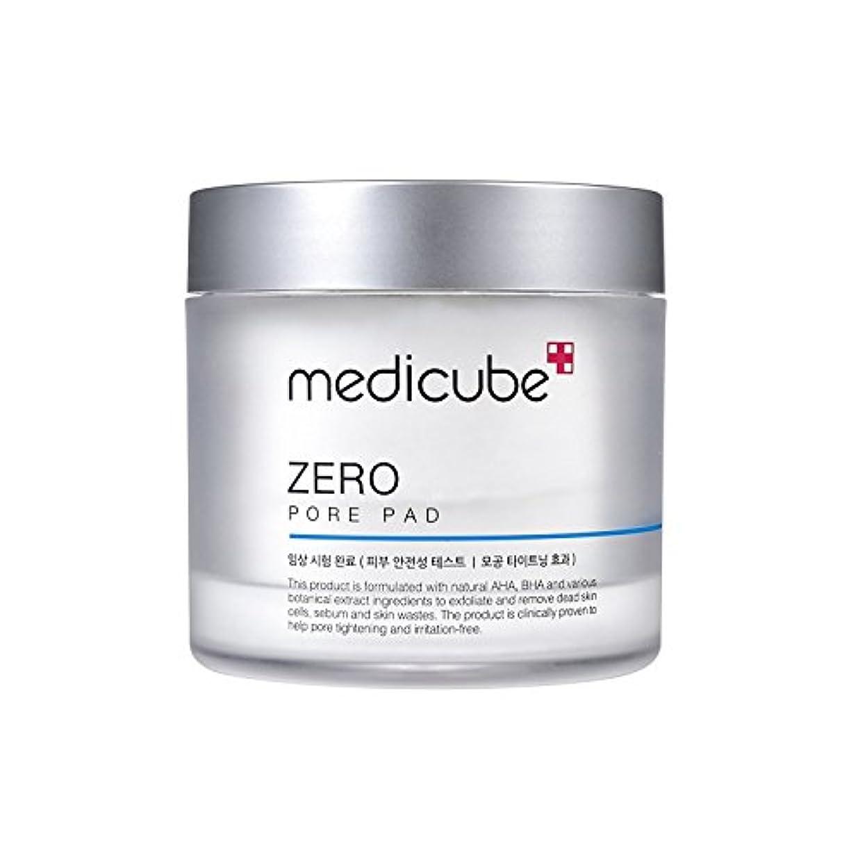 イライラする鷲象[Medicube]Zero Pore Pad / ゼロ毛穴パッド / 正品?海外直送商品 [並行輸入品]