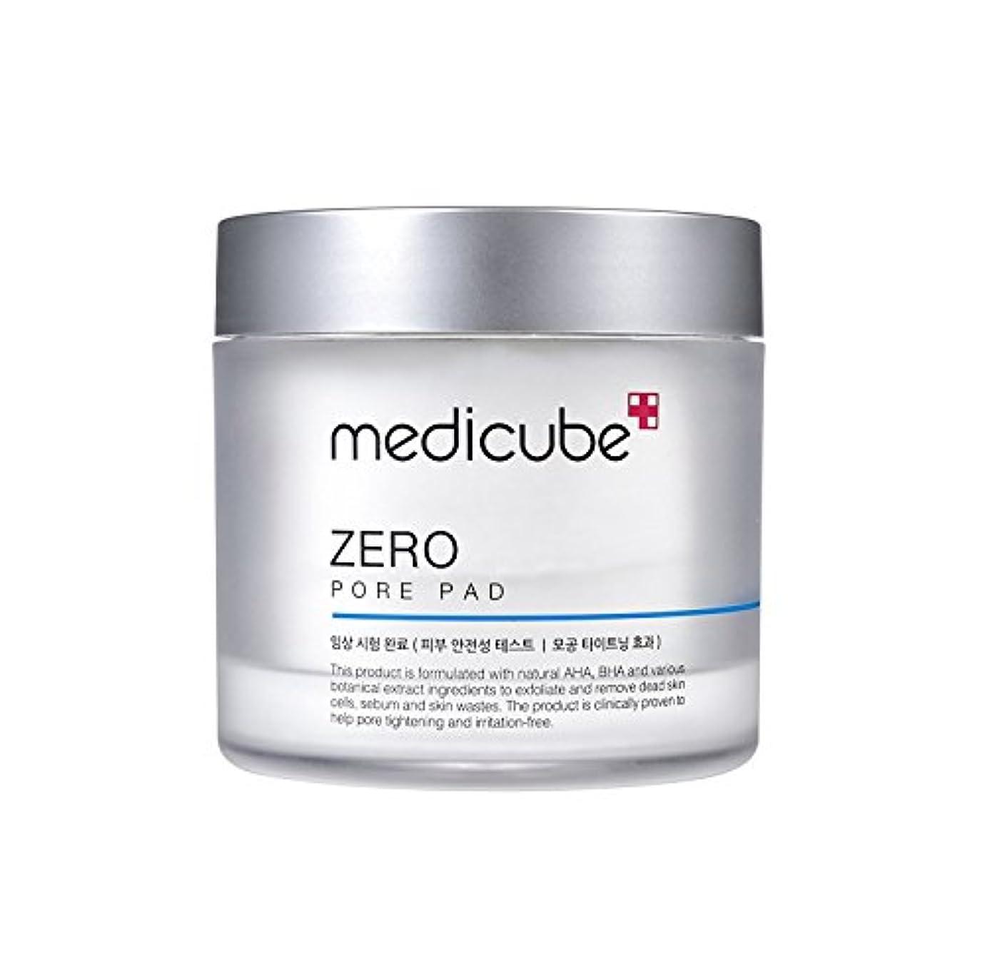 柔らかいサバントページ[Medicube]Zero Pore Pad / ゼロ毛穴パッド / 正品?海外直送商品 [並行輸入品]