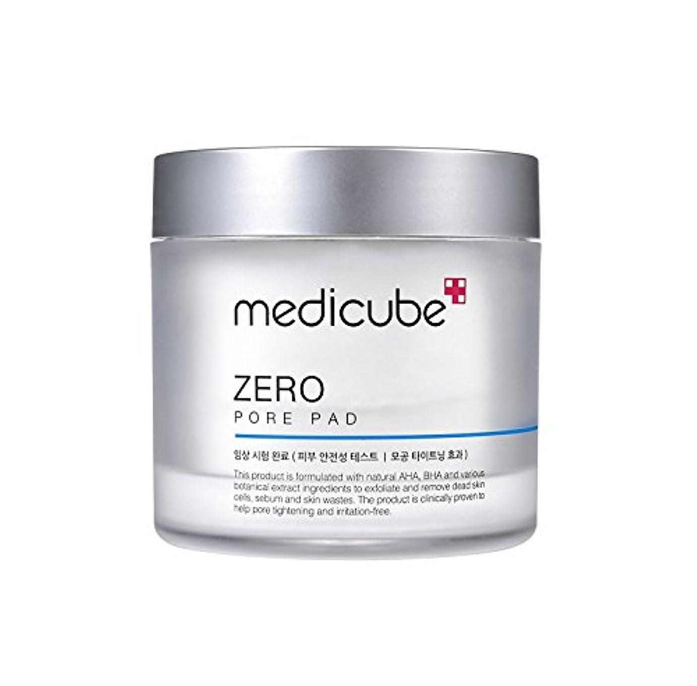 版トイレ敵意[Medicube]Zero Pore Pad / ゼロ毛穴パッド / 正品?海外直送商品 [並行輸入品]
