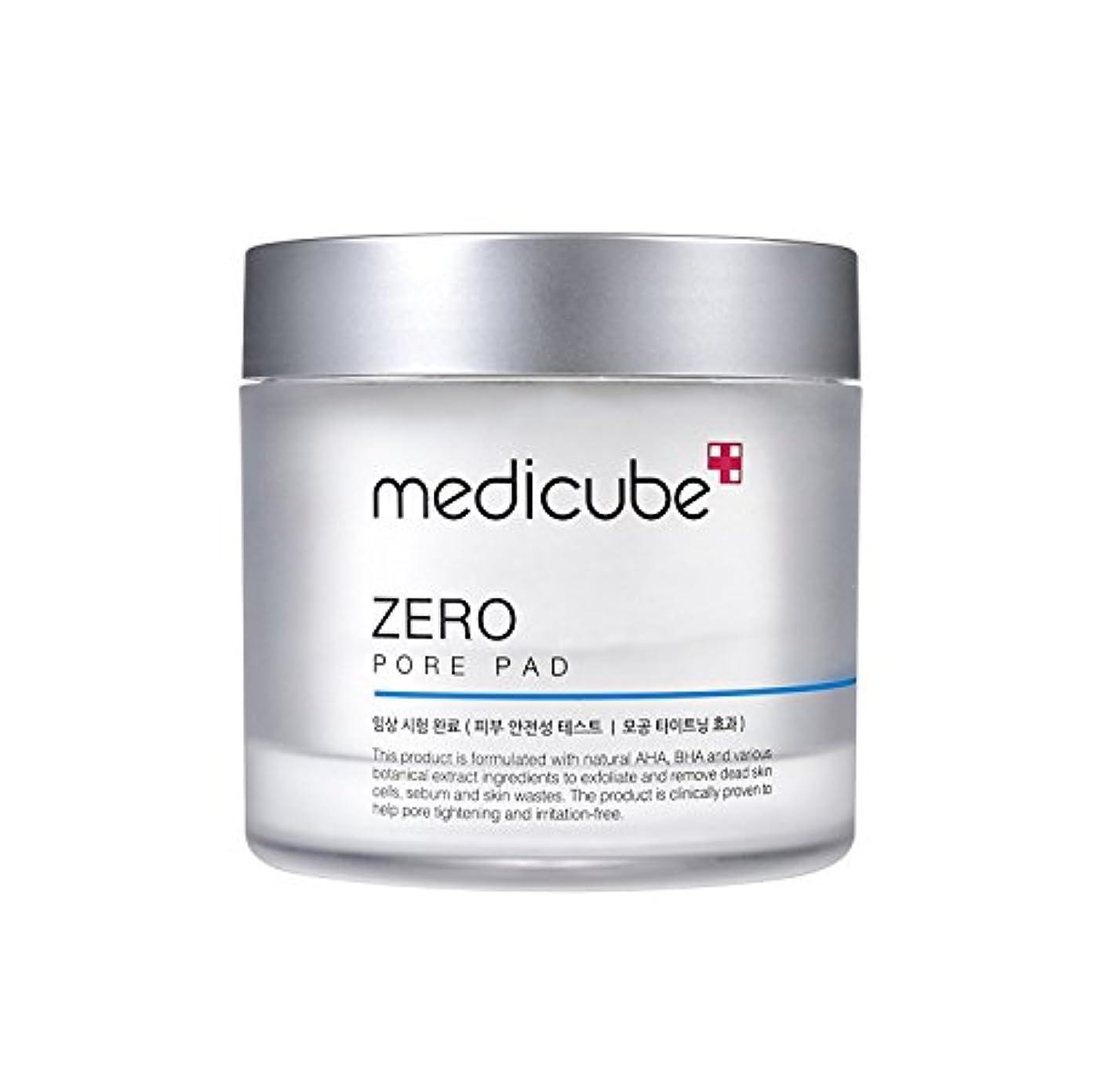 出口句読点城[Medicube]Zero Pore Pad / ゼロ毛穴パッド / 正品?海外直送商品 [並行輸入品]
