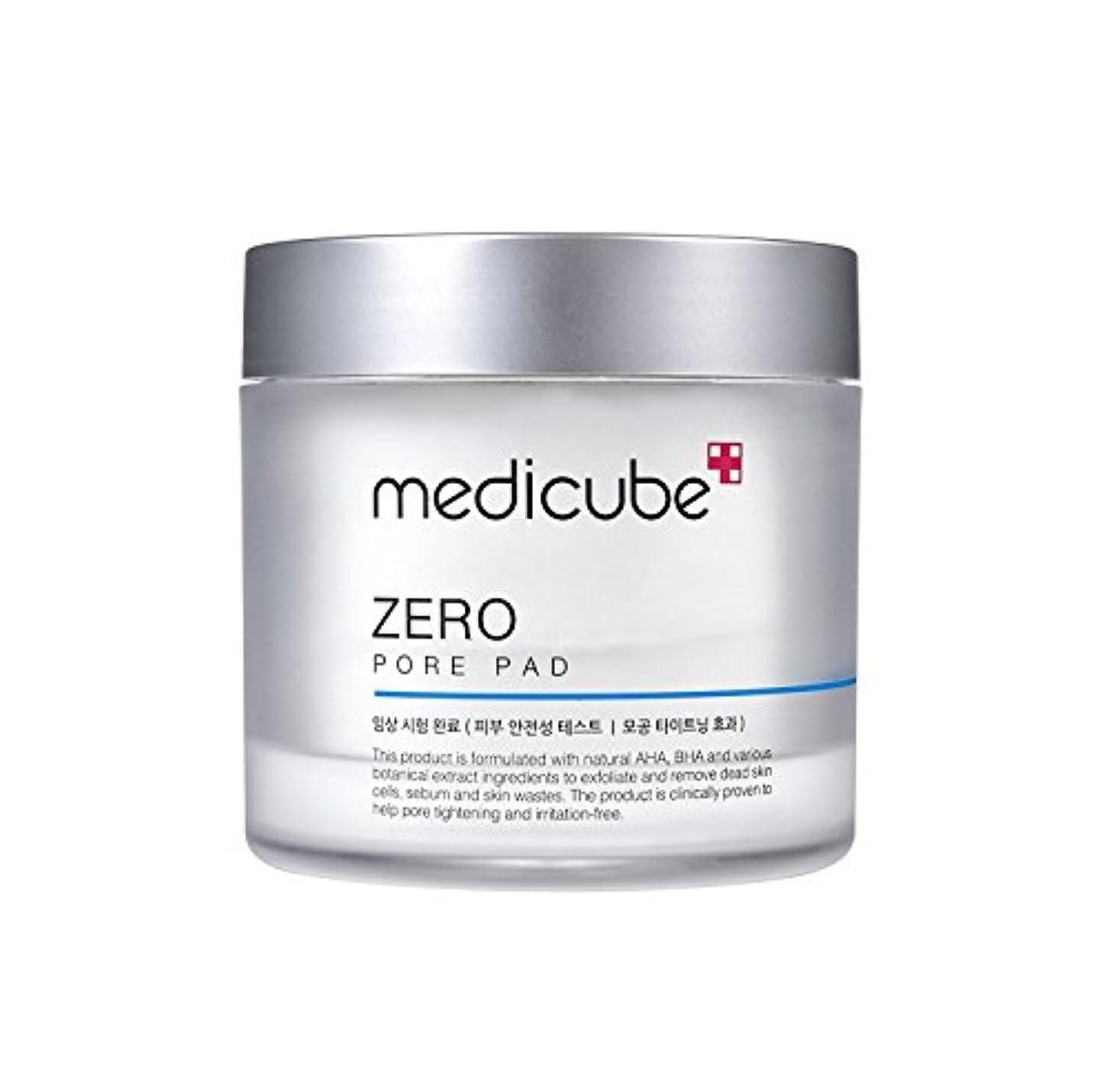 キモいドリルテセウス[Medicube]Zero Pore Pad / ゼロ毛穴パッド / 正品?海外直送商品 [並行輸入品]