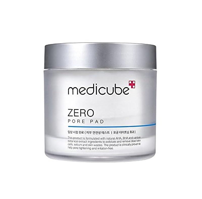つかいます反発叙情的な[Medicube]Zero Pore Pad / ゼロ毛穴パッド / 正品?海外直送商品 [並行輸入品]