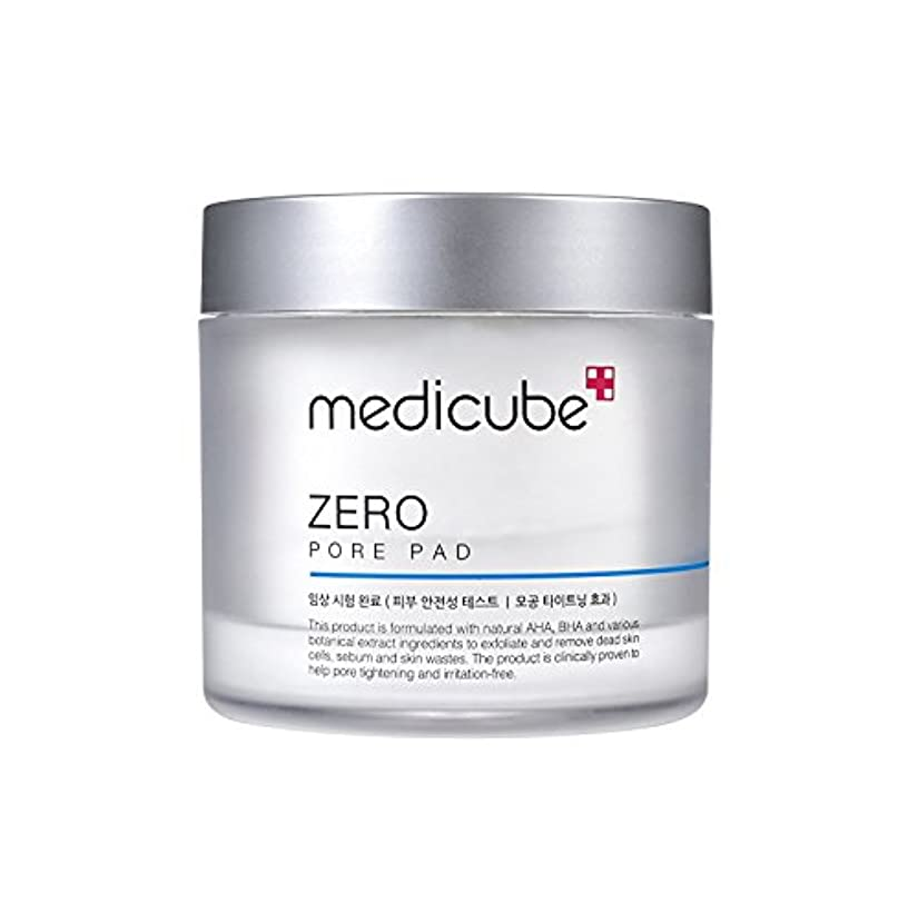 広い十ロンドン[Medicube]Zero Pore Pad / ゼロ毛穴パッド / 正品?海外直送商品 [並行輸入品]