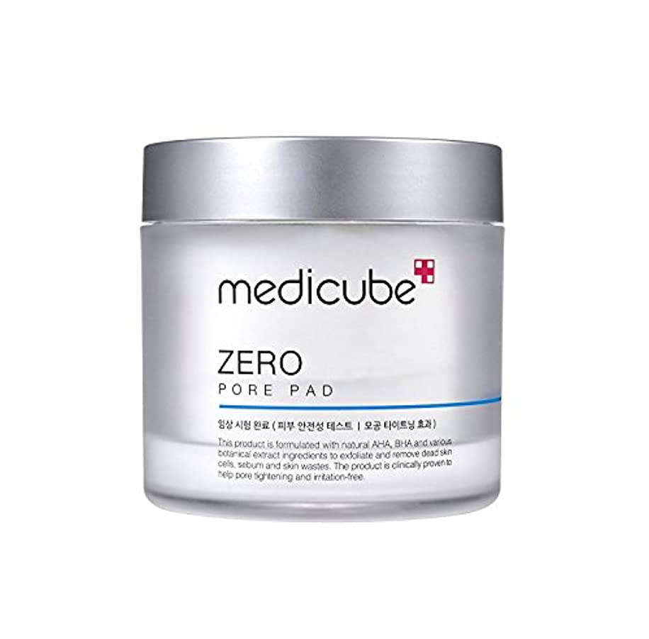 スケジュールベスビオ山科学的[Medicube]Zero Pore Pad / ゼロ毛穴パッド / 正品?海外直送商品 [並行輸入品]