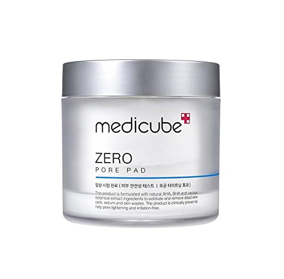 ピースつかむホイットニー[Medicube]Zero Pore Pad / ゼロ毛穴パッド / 正品?海外直送商品 [並行輸入品]