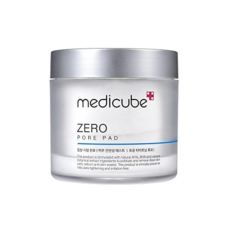 ピカソカストディアンシソーラス[Medicube]Zero Pore Pad / ゼロ毛穴パッド / 正品?海外直送商品 [並行輸入品]