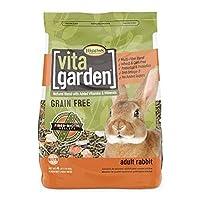 Higgins Vita Garden Rabbit Food, 4 Lbs., Large by Higgins