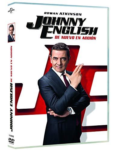Johnny English Strikes Again - Johnny English: De nuevo en acción (Spanish Edition)