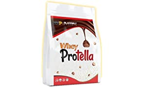 Blackbelt Protein Whey Protein Concentrate - Loaded with BCAA's and EAA's - Grass Fed, Filtered Using Natural Cross Flow Ultra-Filiteration - (Protella, 1KG)