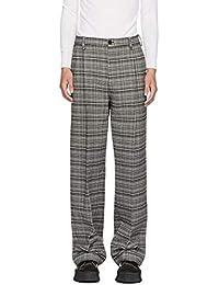 (ラフ シモンズ) Raf Simons メンズ ボトムス・パンツ チノパン Black & White Chino Trousers [並行輸入品]