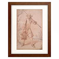 Marcellus the Elder Laroon 「A Birdcatcher.」 額装アート作品