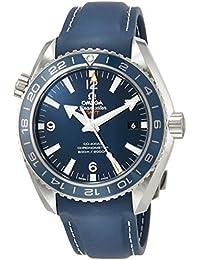 [オメガ]OMEGA 腕時計 Seamaster Planet Ocean ブルー文字盤 コーアクシャル自動巻 600m防水 232.92.44.22.03.001 メンズ 【並行輸入品】