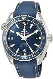 [オメガ] 腕時計 Seamaster Planet Ocean ブルー文字盤 コーアクシャル自動巻 600m防水 232.92.44.22.03.001 メンズ 並行輸入品 ブルー