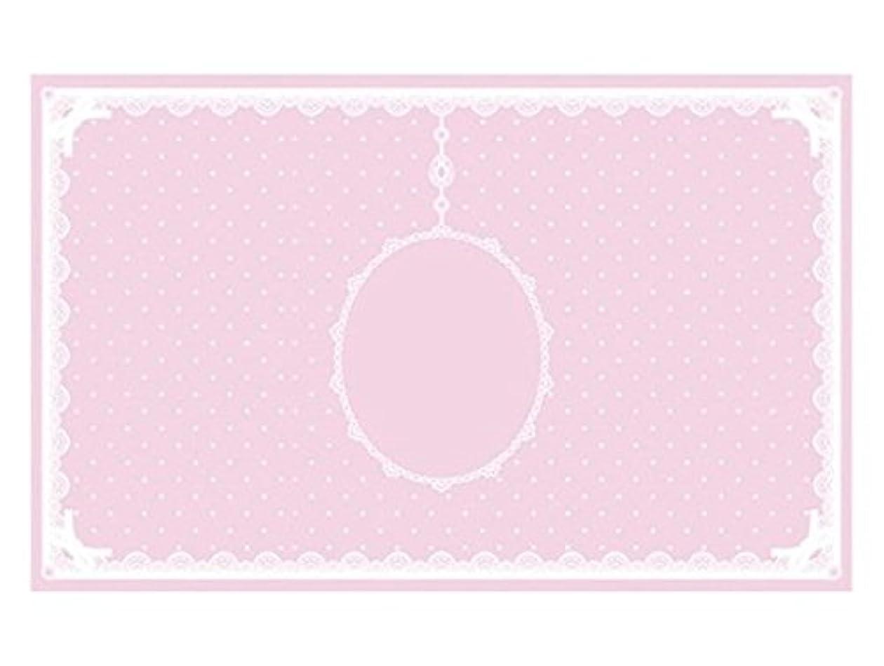 乱用シチリアアリーナシリコンマット(表面コート)ピンク