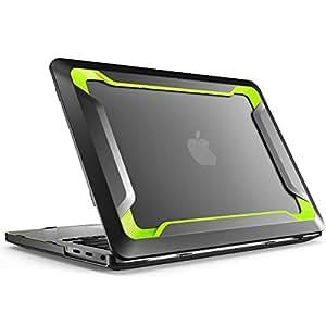 i-Blason 耐衝撃 Dual Layer Protective Case (MacBook Pro 15-inch 2016, Green)