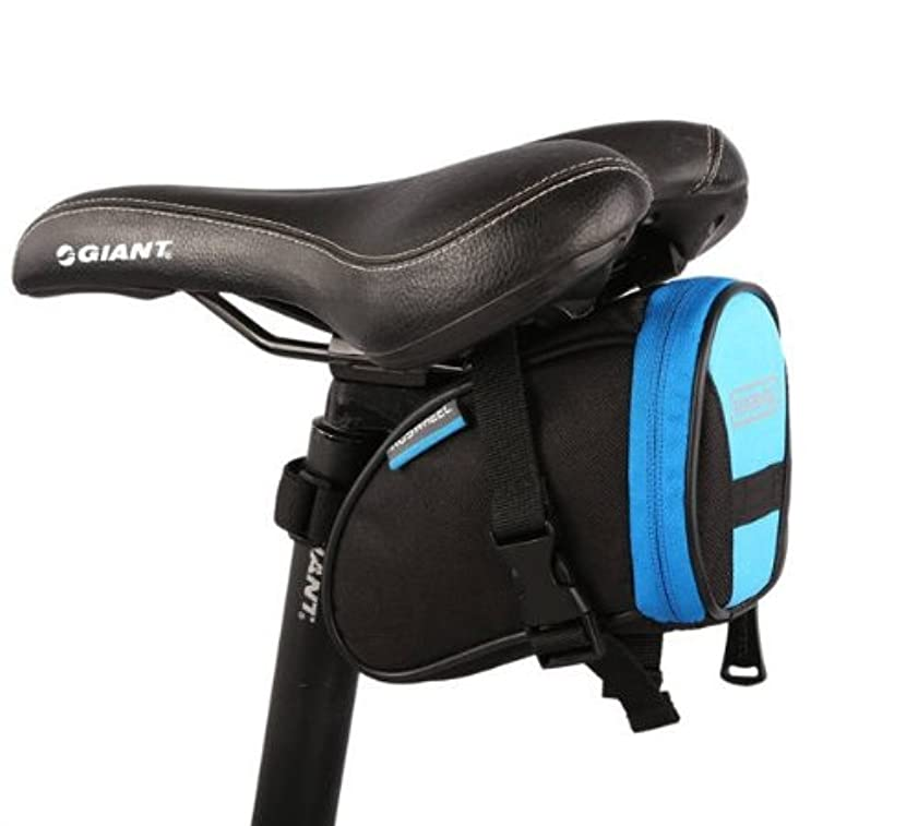 入る一瞬合金ROSWHEEL サドルバッグ 自転車 サイクリング かんたん装着 全4色