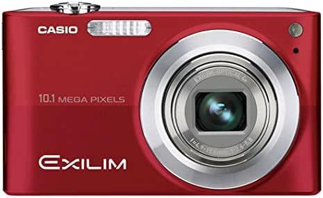 CASIO デジタルカメラ EXILIM (エクシリム) ZOOM Z200 レッド EX-Z200RD