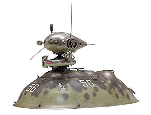 ウェーブ マシーネンクリーガー SK362 Pnzer Spahwagen オスカル初期型 1/20スケール 全長約24cm プラモデル MK054
