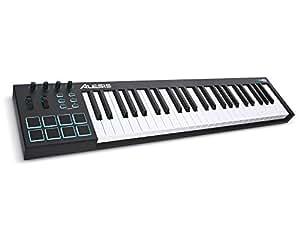 ALESIS アレシス / V49 フルサイズの49鍵MIDIキーボード AL-KBD-036