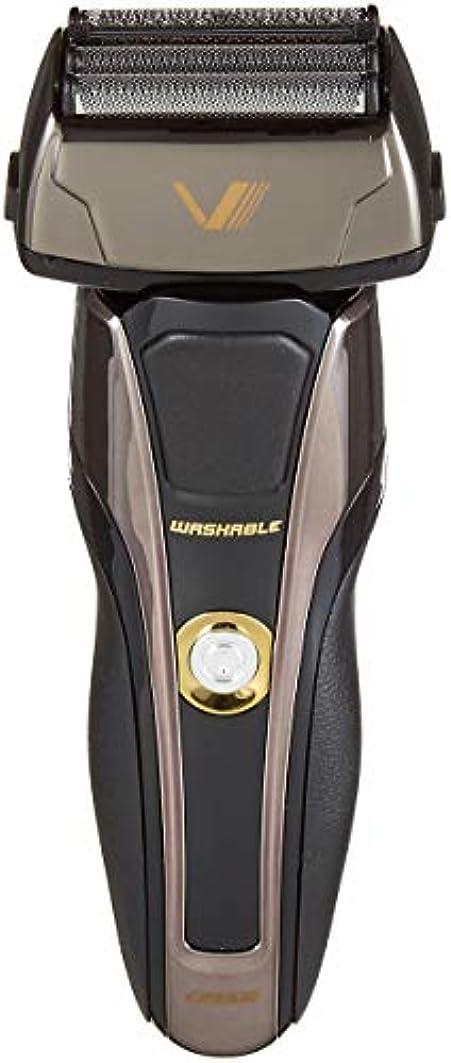 誘導ショルダー増加するIZUMI 泉精器 Z-DRIVE ハイエンドシリーズ 4枚刃 往復式シェーバー シルバー IZF-V977-S