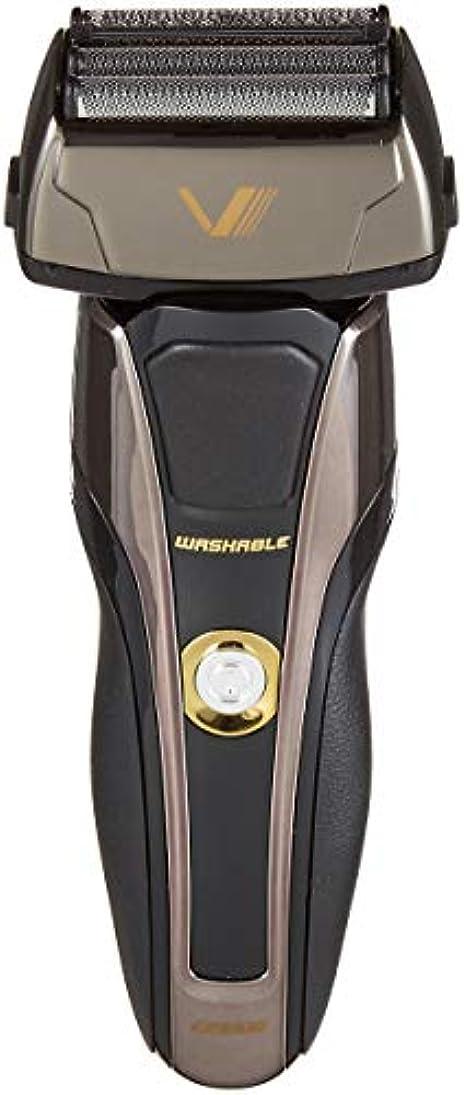 バングラデシュ感性あたたかいIZUMI 泉精器 Z-DRIVE ハイエンドシリーズ 4枚刃 往復式シェーバー シルバー IZF-V977-S