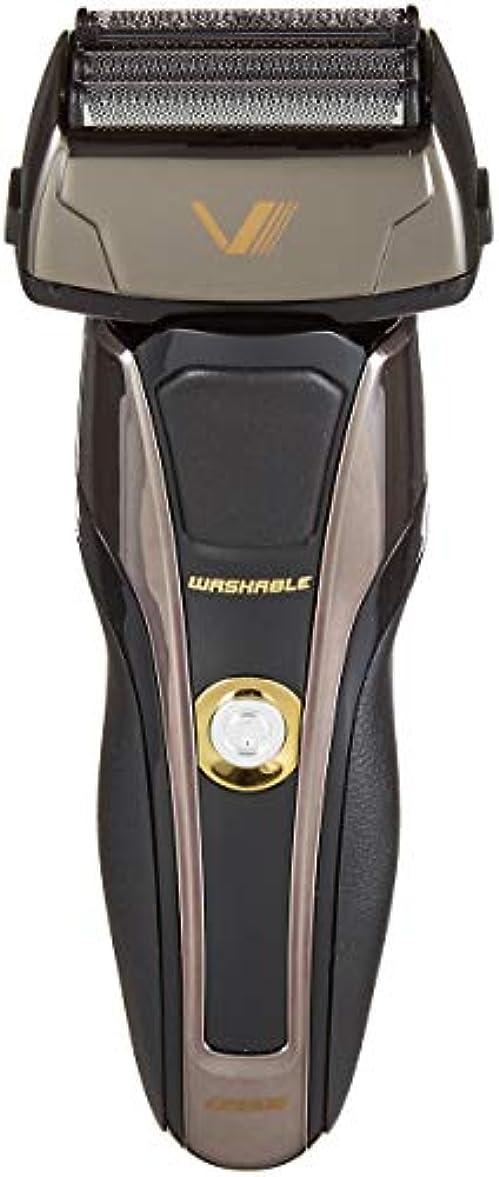 近傍炎上くぼみIZUMI 泉精器 Z-DRIVE ハイエンドシリーズ 4枚刃 往復式シェーバー シルバー IZF-V977-S