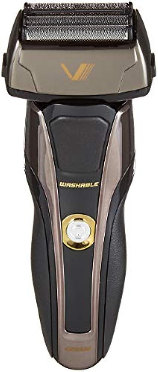 悪因子うねる長方形IZUMI 泉精器 Z-DRIVE ハイエンドシリーズ 4枚刃 往復式シェーバー シルバー IZF-V977-S