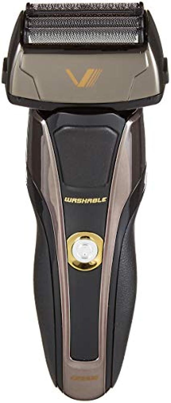 革命的帝国不格好IZUMI 泉精器 Z-DRIVE ハイエンドシリーズ 4枚刃 往復式シェーバー シルバー IZF-V977-S