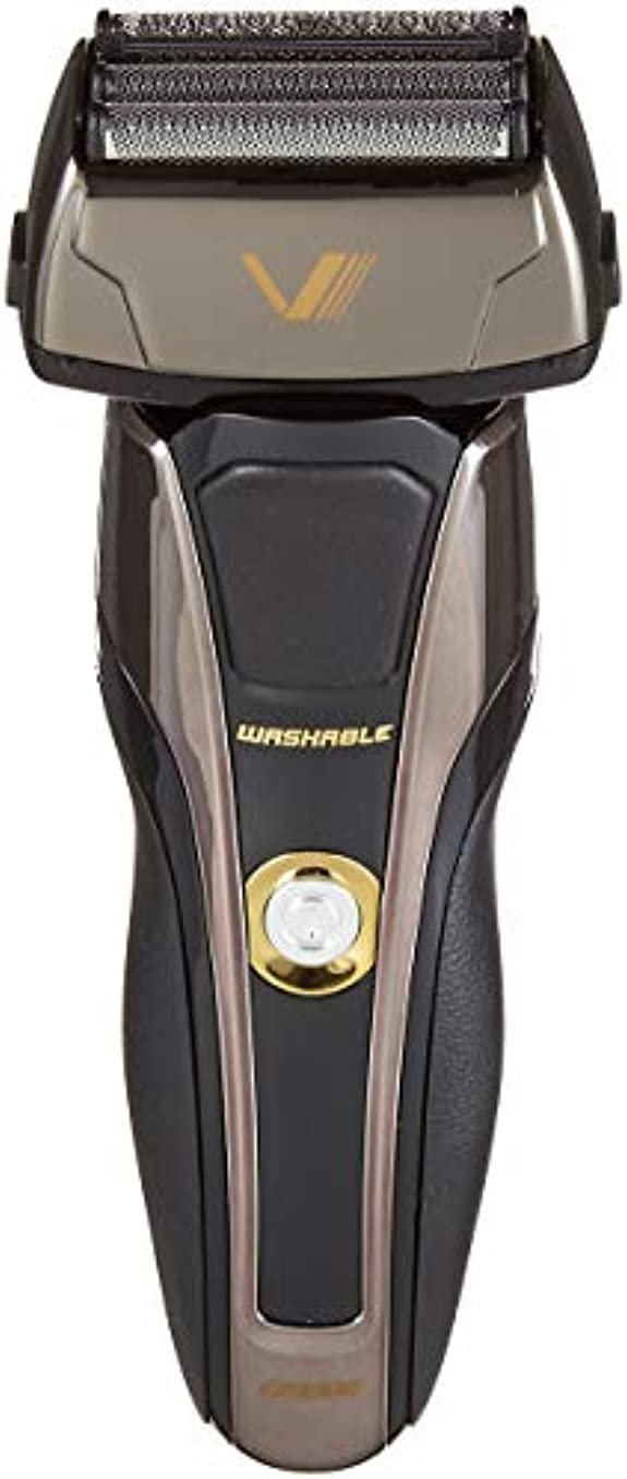 にもかかわらず逆説流星IZUMI 泉精器 Z-DRIVE ハイエンドシリーズ 4枚刃 往復式シェーバー シルバー IZF-V977-S