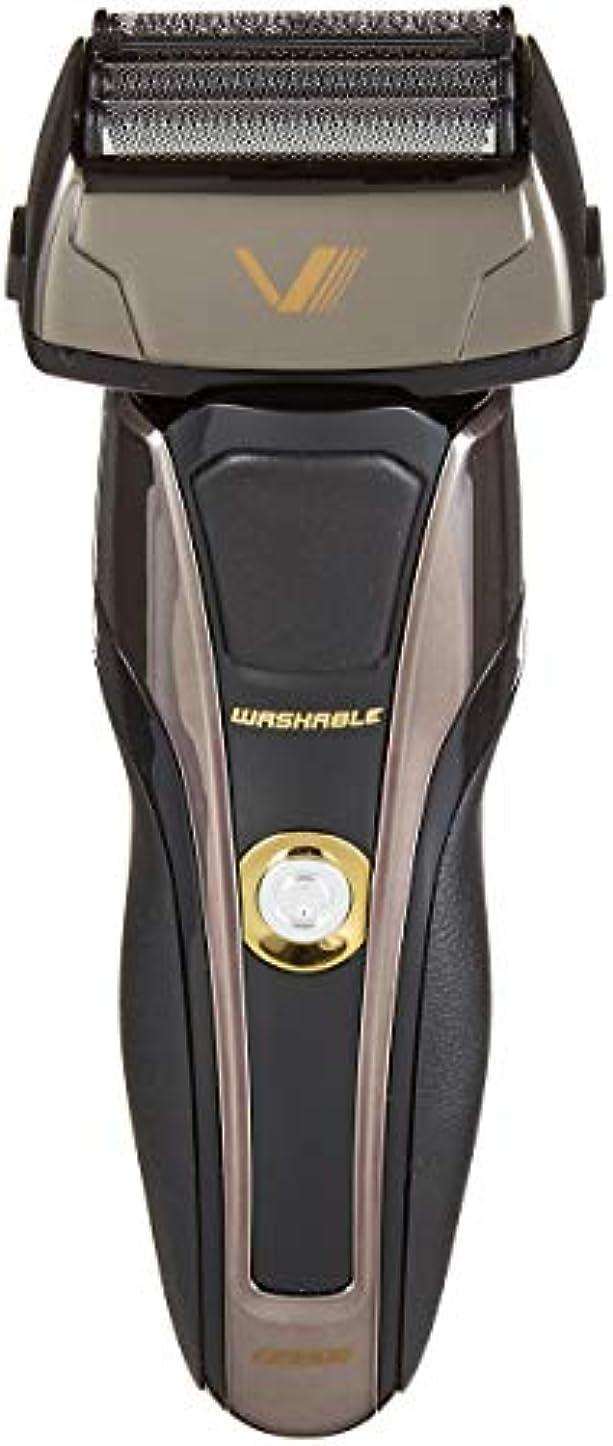 速記消費者スピンIZUMI 泉精器 Z-DRIVE ハイエンドシリーズ 4枚刃 往復式シェーバー シルバー IZF-V977-S
