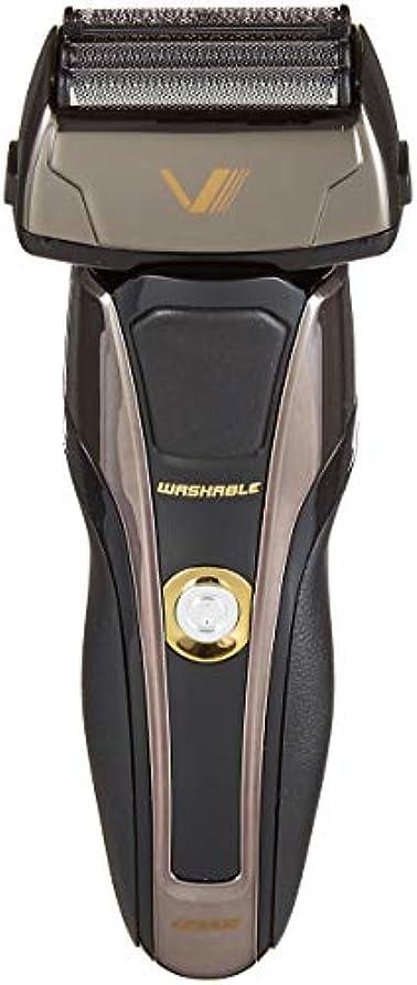 家事機動夜明けにIZUMI 泉精器 Z-DRIVE ハイエンドシリーズ 4枚刃 往復式シェーバー シルバー IZF-V977-S