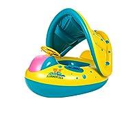 QD-WST ベビー浮き輪 正規品 子供用 足入れ浮き輪 カニ スイカ ジェット機 赤ちゃん浮き輪 フラミンゴ ベビーボート