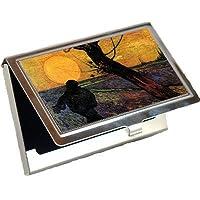 The Sower 2by Vincent Van Goghビジネスカードホルダー