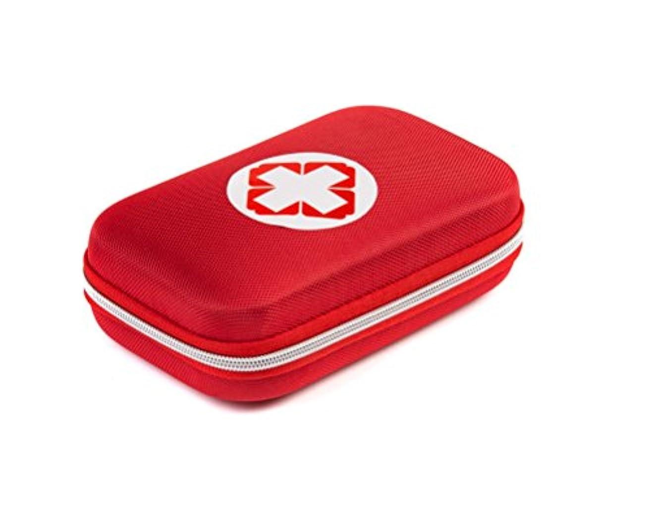 休み検出可能漂流Senhui ファーストエイドキット 旅行 スポーツ 携帯応急セット 防災 救急箱 応急処置17種類セット