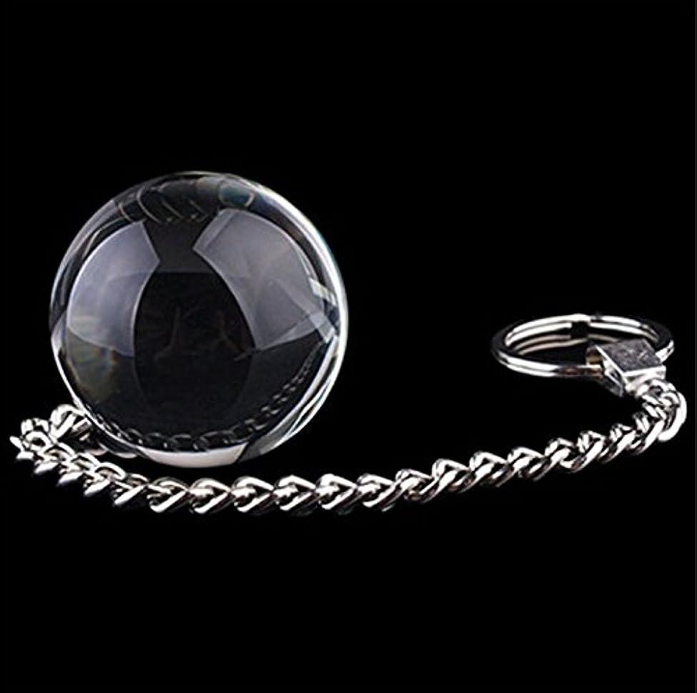 コールド主権者抵抗力があるクリスタルガラスマジックマッサージボール